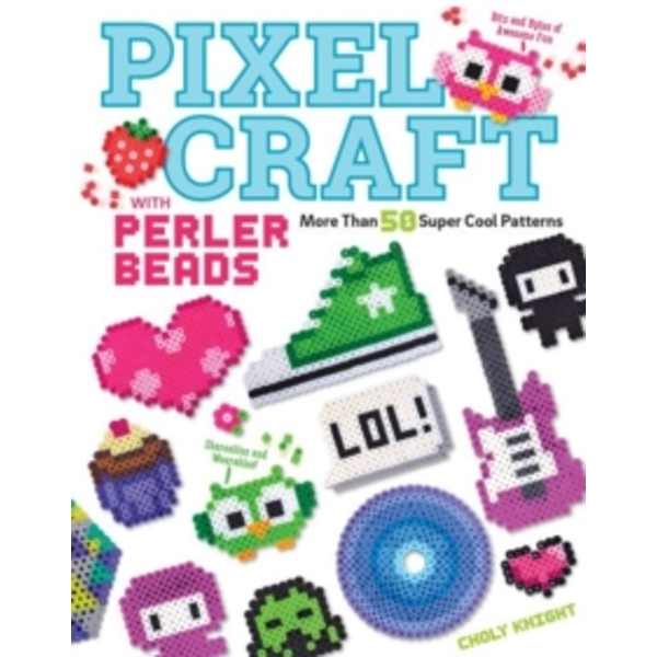 Pixel Craft with Perler Beads