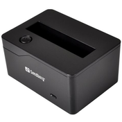 Sandberg Hard Drive Docking Station, Single Slot, 2.5\