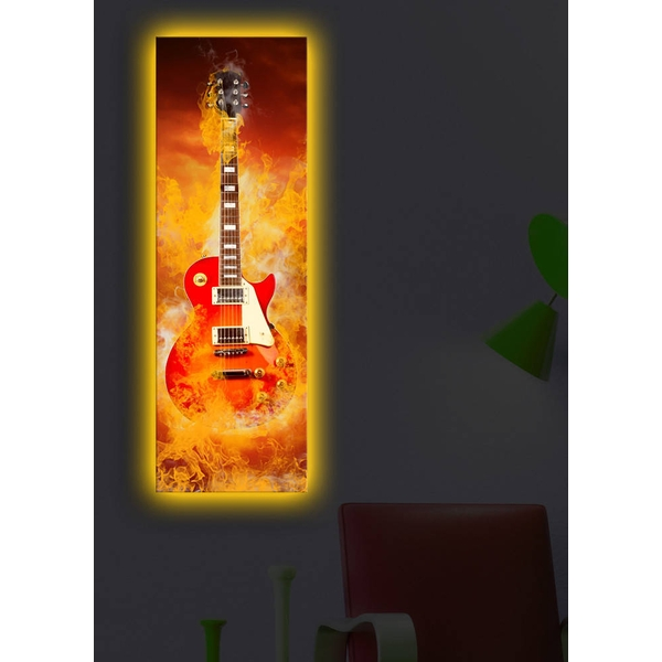 3090DACT-18 Multicolor Decorative Led Lighted Canvas Painting