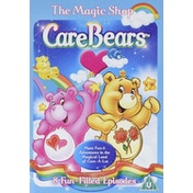 Care Bears - The Magic Shop DVD
