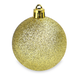 100pc Baubles Pack | M&W Gold - Image 4