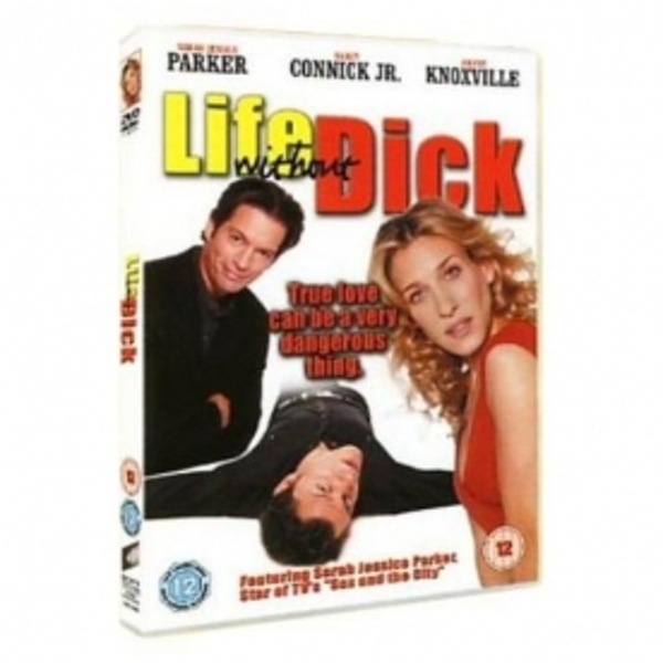 Life Without Dick DVD