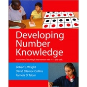 Developing Number Knowledge: Assessment,Teaching and Intervention with 7-11 year olds by Pamela D. Tabor, David Ellemor-Collins, Robert J. Wright (Paperback, 2011)