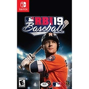RBI Baseball 19 Nintendo Switch Game (#)
