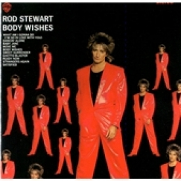 Rod Stewart Body Wishes CD