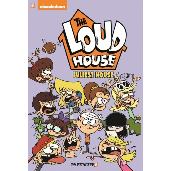 Loudhouse 1: There Will Be Chaos