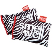 Smell Well Pouches (Pack of 2) White Zebra