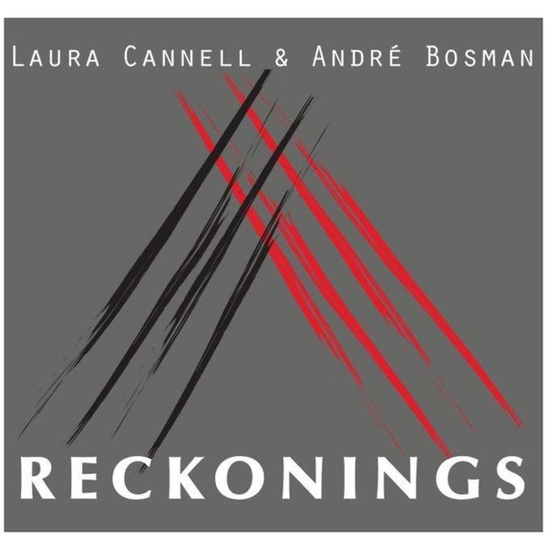 Laura Cannell & Andre Bosman - Reckonings CD