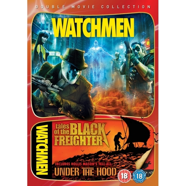 Watchmen / Tales Of The Black Freighter DVD