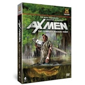Ax Men - Season 3 DVD