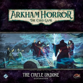 Arkham Horror LCG: The Circle Undone Expansion Board Game