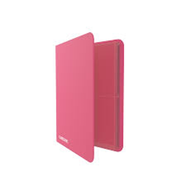 Gamegenic Casual Album 8-Pocket Pink
