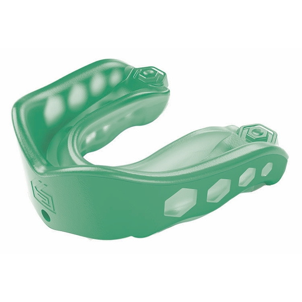 Shockdoctor Mouthguard Gel Max Green Adult
