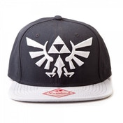 Nintendo Legend of Zelda Twilight Princess Embroidered Royal Crest Logo Snapback Baseball Cap