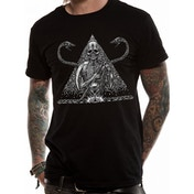 CID Originals - Reaper Snakes Men's XX-Large T-Shirt - Black