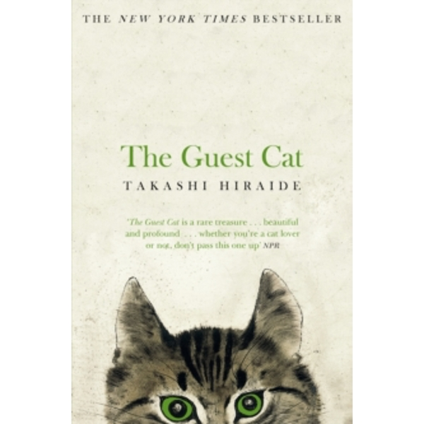 The Guest Cat by Takashi Hiraide (Paperback, 2014)