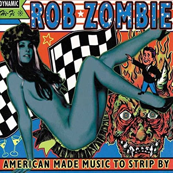 Rob Zombie - American Made Music To Strip By Vinyl