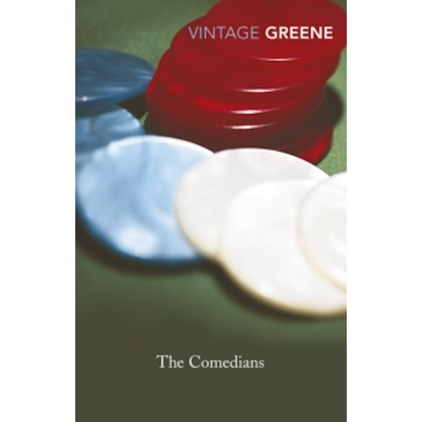 The Comedians by Graham Greene (Paperback, 2004)