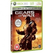 Ex-Display Gears Of War 2 Game Of The Year Edition (GOTY) Game Xbox 360 Used - Like New