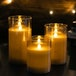 LED Candles - Set of 3 | M&W Gold - Image 2