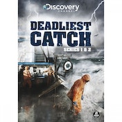 Ex-Display Deadliest Catch: Series 1 And 2 DVD Used - Like New