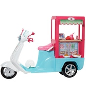 Barbie Bistro Scooter