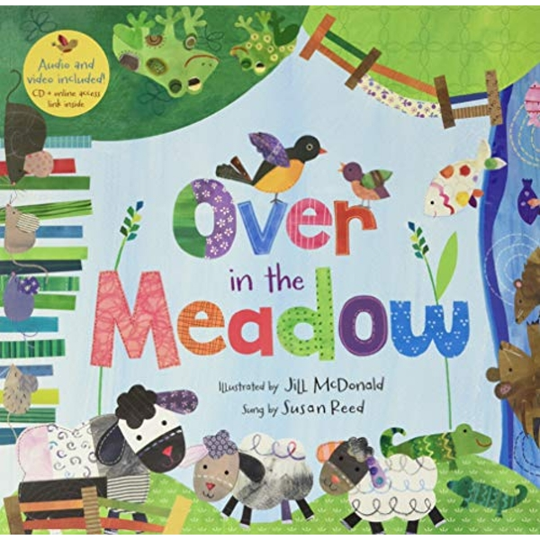 Over in the Meadow  Paperback / softback 2012