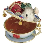 Craycombe Trinkets Mouse In A Teacup