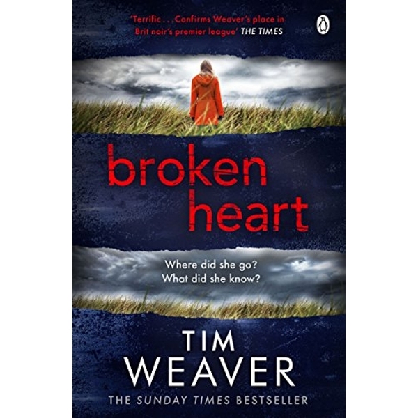 Broken Heart: David Raker Missing Persons #7 by Tim Weaver (Paperback, 2016)