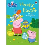 Peppa Pig: Happy Easter by Penguin Books Ltd (Paperback, 2016)