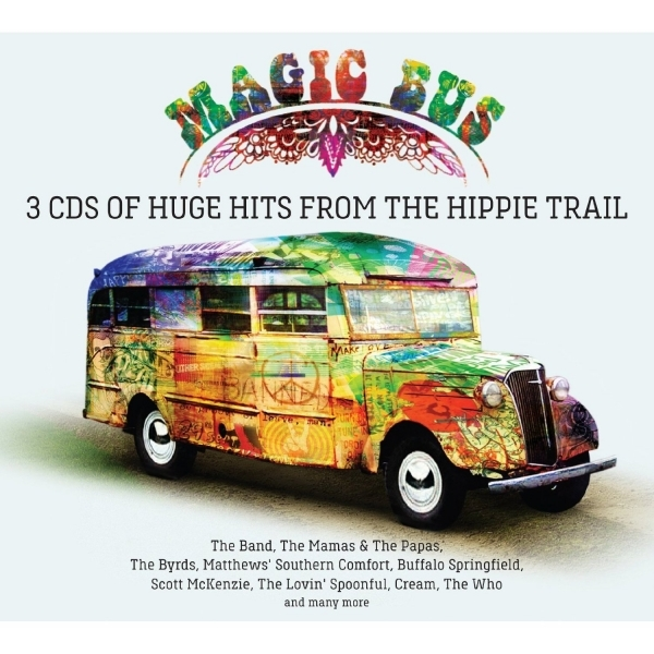 Magic Bus CD