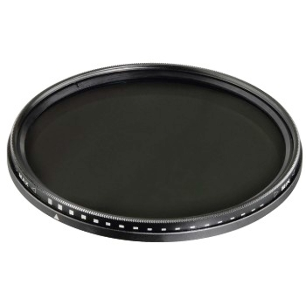 Hama Vario ND2-400 Neutral-Density Filter, coated, 40.5 mm