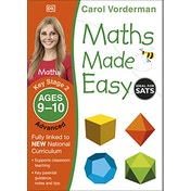 Maths Made Easy Ages 9-10 Key Stage 2 Advanced by Carol Vorderman (Paperback, 2014)