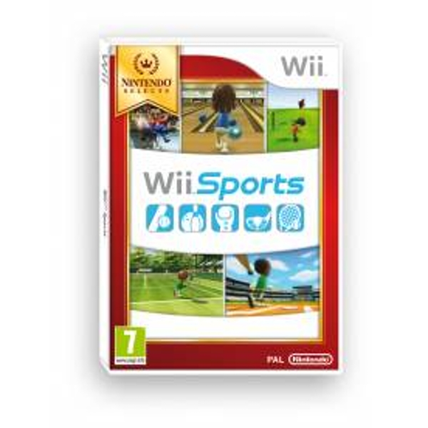 Sports Game (Selects) Wii - Image 1