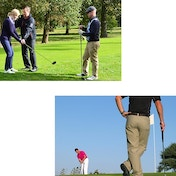 Golf Lesson with a PGA Pro For Two