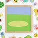Peppa Pig Double Sided Magnetic Wooden Play Tray Set - Image 4