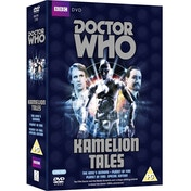 Doctor Who: Kamelion Tales DVD