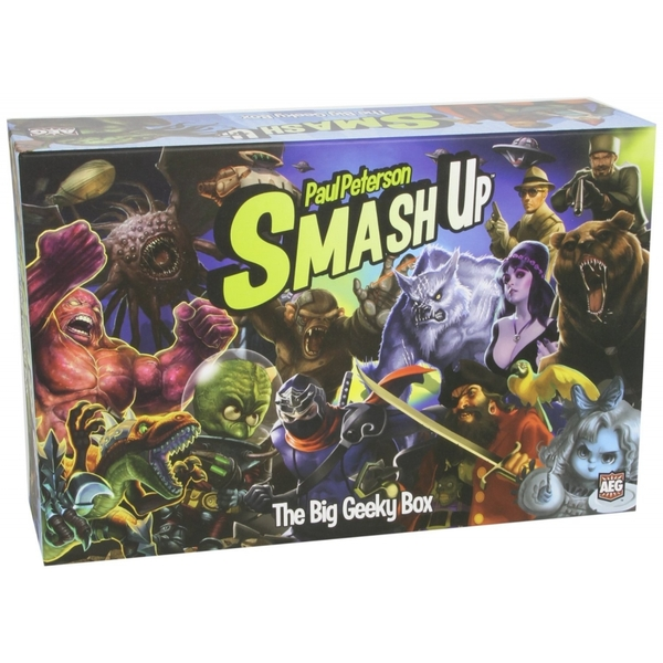 Smash Up Expansion The Big Geeky Box - Image 1