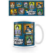 DC Originals Batman's Rogues Gallery Mug
