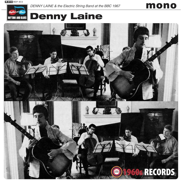 Denny Lane & The Electric String Band - Live At The BBC 1967