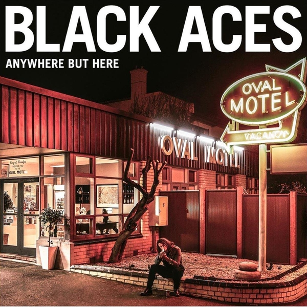 Black Aces ‎– Anywhere But Here Vinyl