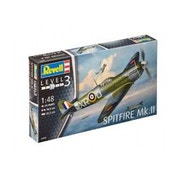 Ex-Display Spitfire Mk.II 1:48 Revell Model Kit Used - Like New