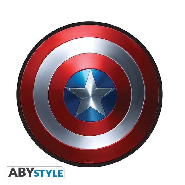 Marvel - Captain America  Mouse Mat - Image 1