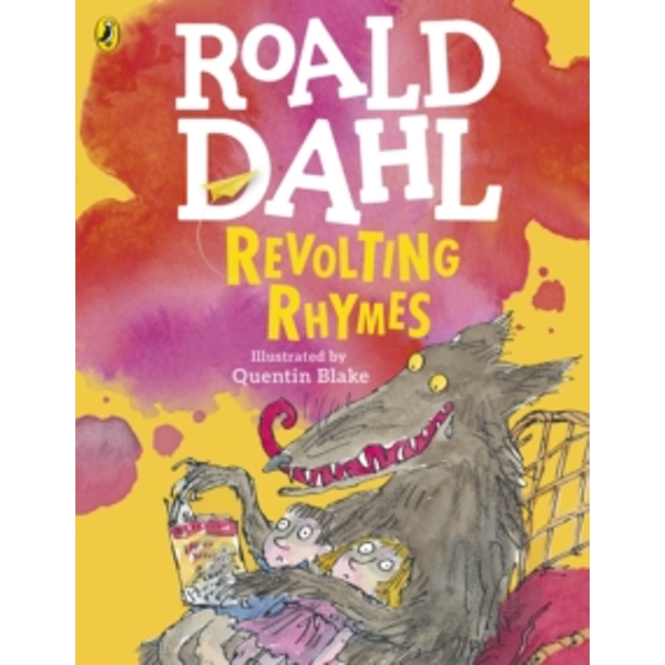 Revolting Rhymes (Colour Edition) by Roald Dahl (Paperback, 2016)