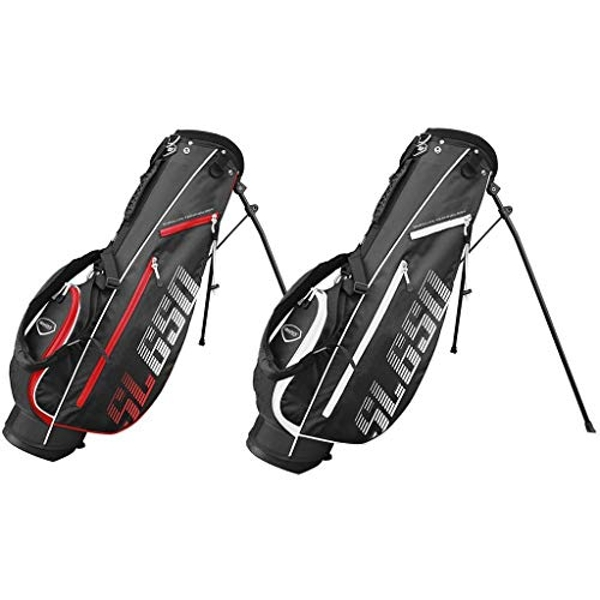 Masters SL650 Standbag  Black/Red