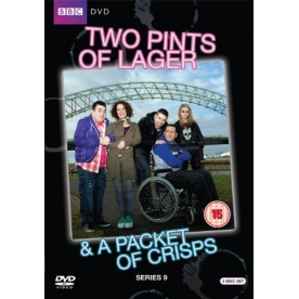 Two Pints of Lager and a Packet of Crisps Series 9 DVD