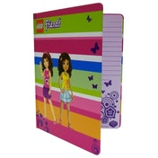 LEGO Friends Journal (Pink and Green Cover) - LE6562E