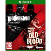 Wolfenstein The New Order & The Old Blood Double Pack Xbox One Game