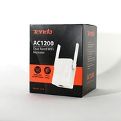 Tenda A18 AC1200 Dual-Band WiFi Repeater UK Plug