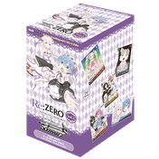 Weiss Schwarz TCG Re:ZERO -Starting Life in Another World Vol. 2 Booster Box (20 Packs)